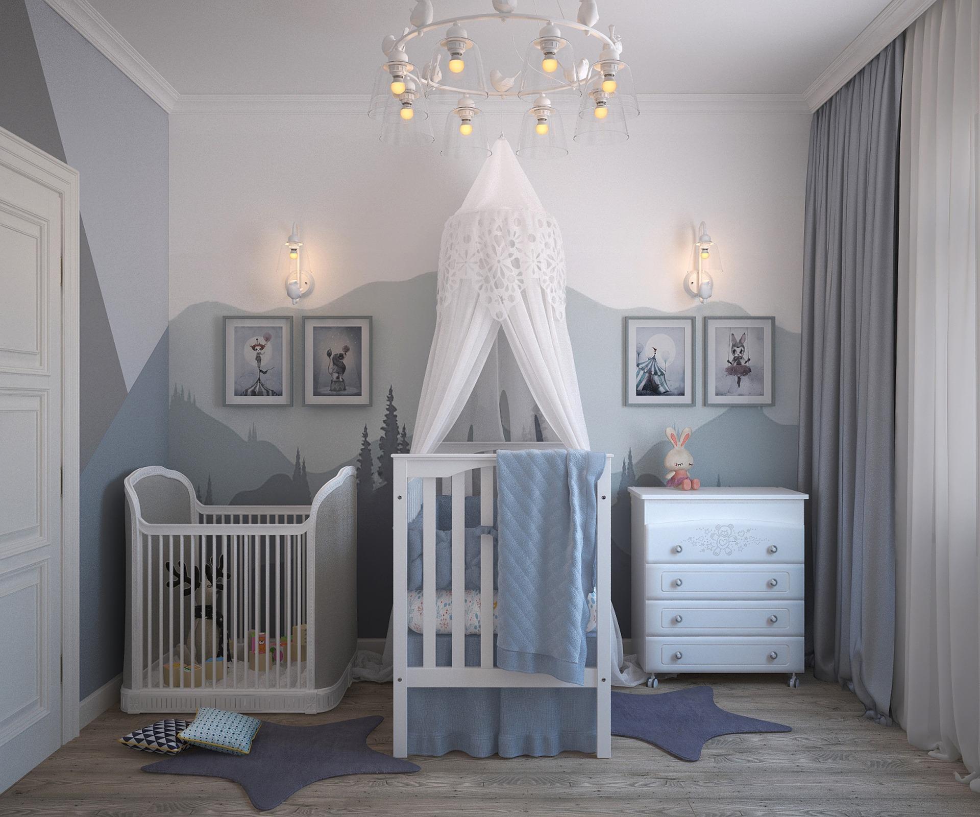 Berceau ou lit à barreaux : comment choisir le lit de bébé ? | Avis ...