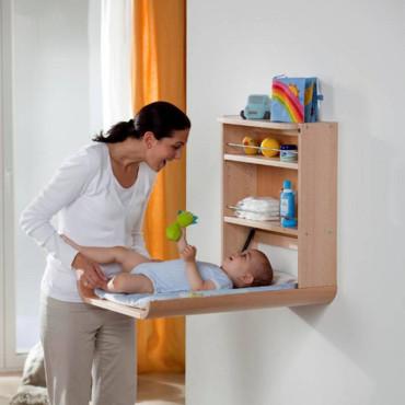Top 5 Des Tables A Langer Adaptees A Votre Interieur Avis De Mamans
