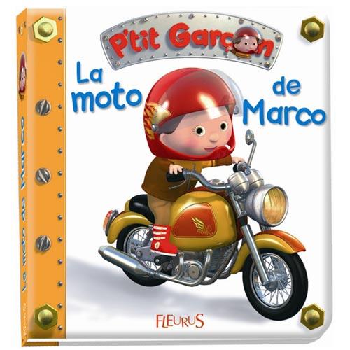 La moto de Marco, P'tit garçon