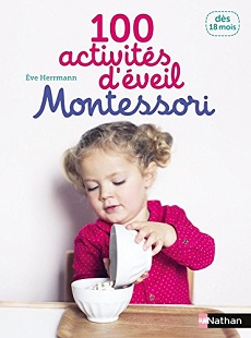100 activités d'éveil Montessori Nathan