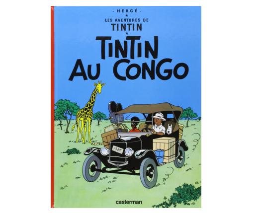 Bande dessinée Les Aventures de Tintin, Tome 2 : Tintin au Congo