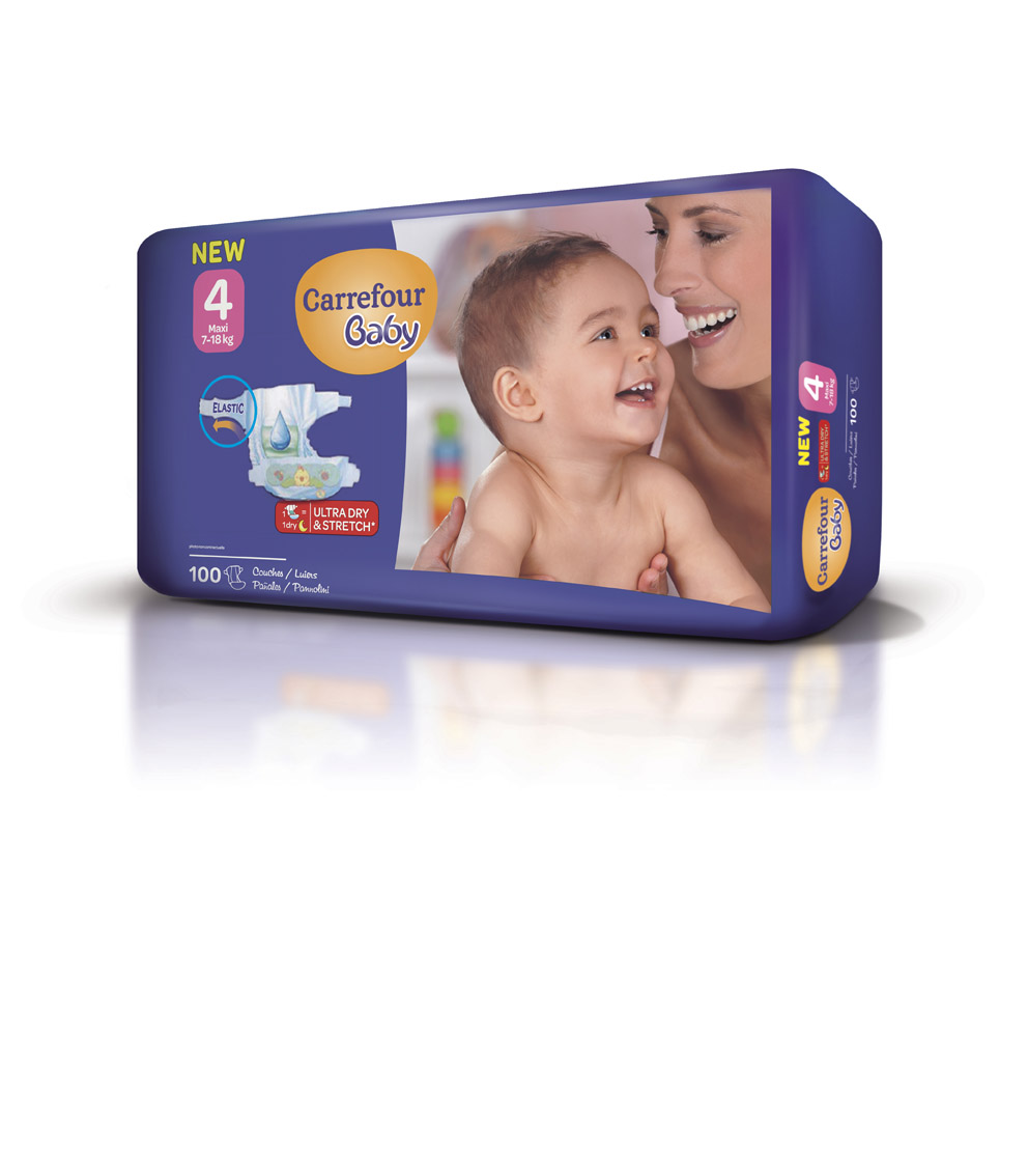 7b9ef30794566 Avis Couches Carrefour Baby Economy Pack