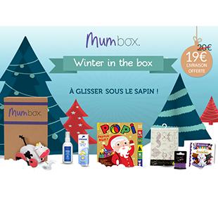 Coffret cadeau : Winter in the Box