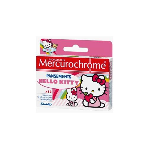 Avis 12 pansements Hello Kitty Laboratoires Mercurochrome - Premiers ... 6bf4237d3155