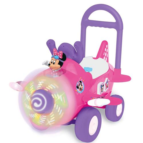 Avis SIDJ Porteur activités avion Minnie