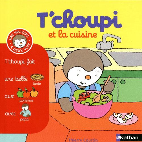 T'Choupi et la cuisine