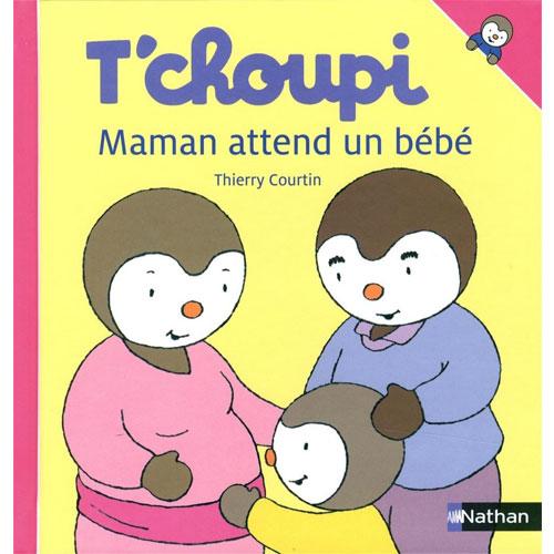 T'Choupi Maman attend un bébé
