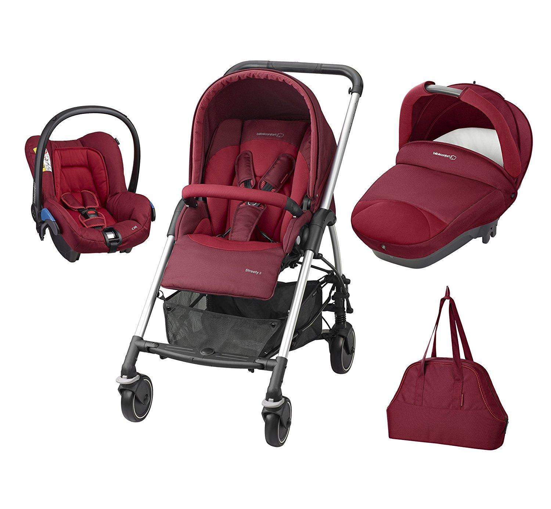 Avis Poussette Combinée Trio Streety Next Bébé Confort Avis De Mamans