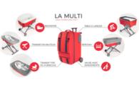 La Multi de Canailles Dream : une valise… mais pas que