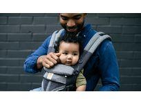 Test : le porte-bébé OMNI 360 de Ergobaby