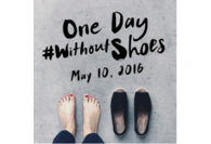 Mardi 10 mai : onedaywithoutshoes