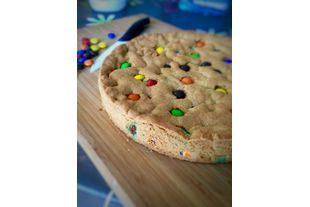 Cookie Géant M&M's
