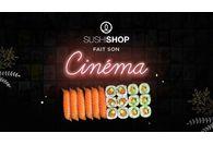 Plein de surprises chez Sushi Shop en décembre