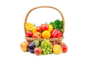 Le calendrier des fruits et légumes de saison !