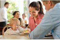 Emmener ses enfants au restaurant