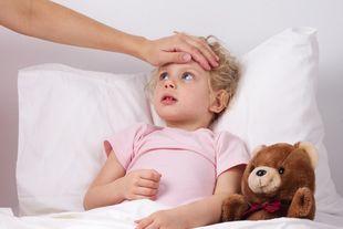 La fièvre chez les enfants