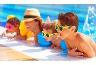 Que de progrès pour les enfants en vacances !
