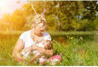 Quelle alimentation avoir quand on allaite bébé ?