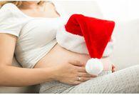 Enceinte à Noël, que pouvez-vous manger ?