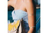 Soyez tatoué le temps des vacances : tatouages éphémères, accessoire idéal pour l'été pour les petits et les grands !