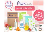 """La Mum Box """"ça débarbouille"""" testée par la gagnante du jeu concours"""