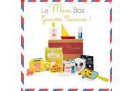 La Mum Box Grandes Vacances vue par VIP du mois de juin !