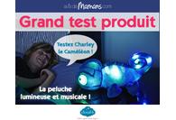 Testez Charley le Caméléon de cloudb !