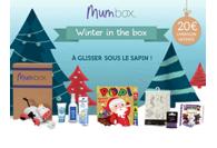 La Mum Box Winter in the box testée par la gagnante du Jeu concours !