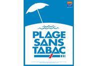 Allez-vous partir sur l'une des 53 plages sans tabac ?