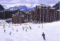 Mes vacances au ski