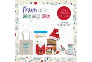 La Mum Box de Noël testée par la VIP du mois