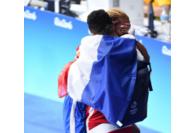 RIO 2016 : des fiancés en Or !