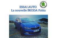 La nouvelle Skoda Fabia : zoom sur une citadine pétillante