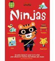 livre ninjas
