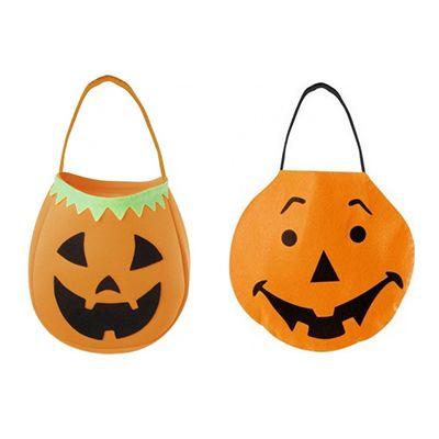 Indispensable pour Halloween - sac à bonbon