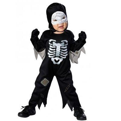 Indispensable pour Halloween - squelette