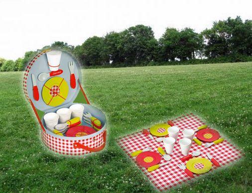 photo déjeuner sur l'herbe