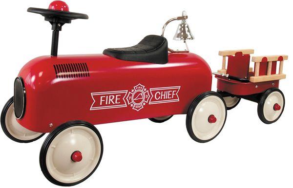 photo camion de pompier