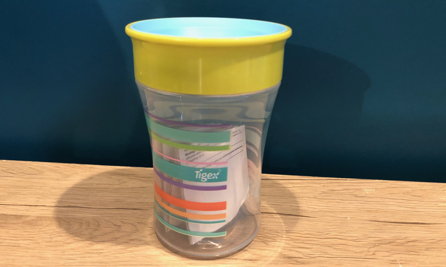 Tasse dapprentissage Smart 360/° Tigex