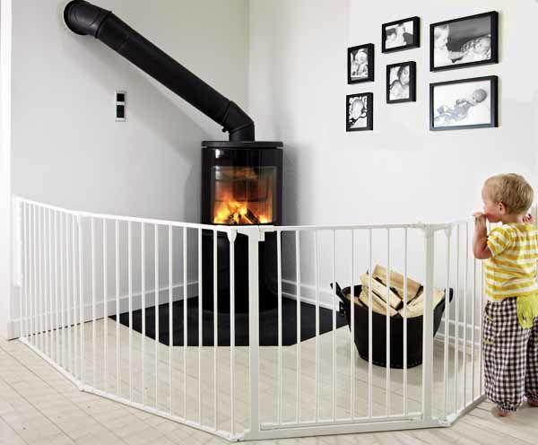 photo Barrière de cheminée