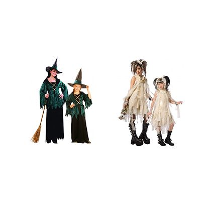 Indispensable pour Halloween - Déguisement parents