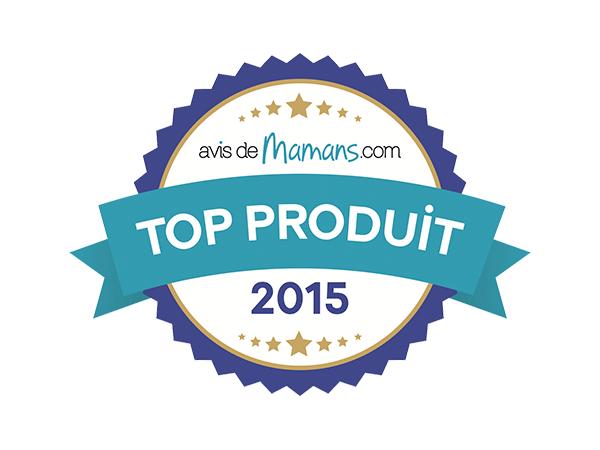 Bagde TOP PRODUIT 2015 ADM