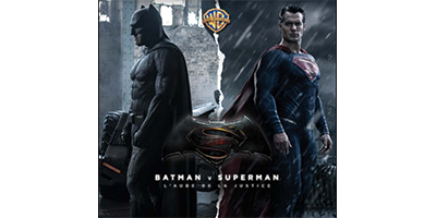 Batman vs superman affiche