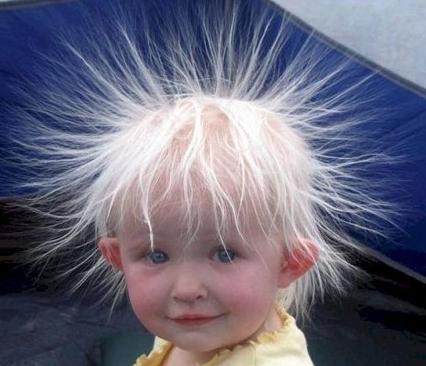 Image électricité statique