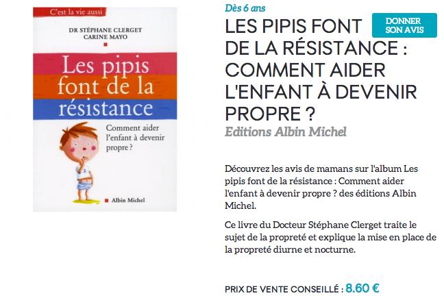 Pipi Résistance