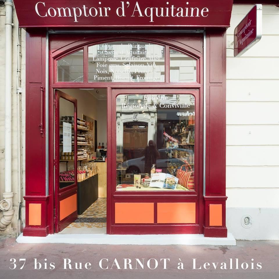 comptoir d'Aquitaine