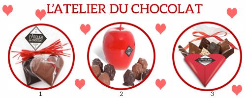 L'atelier du chocolat Image