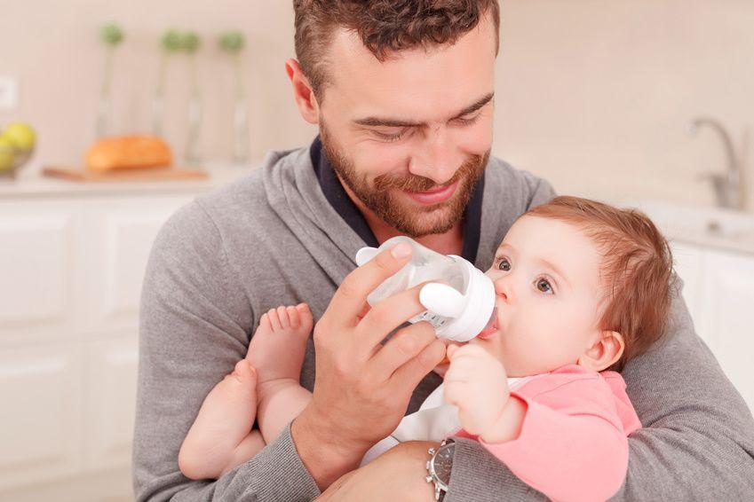 image sevrage de l'allaitement maternel