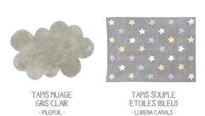 Décobb tapis - Image dans le ciel