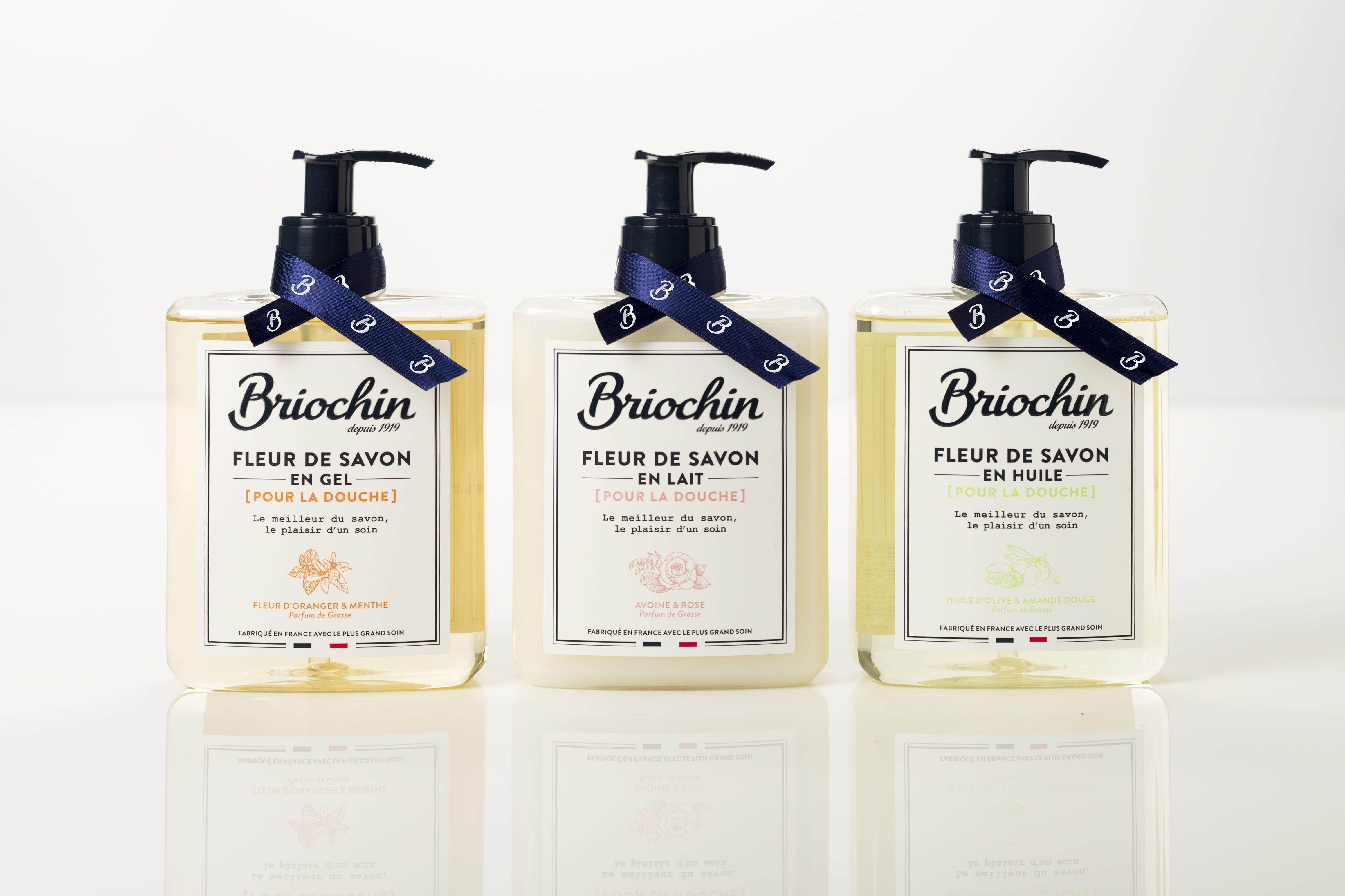 gamme fleur de savon briochin